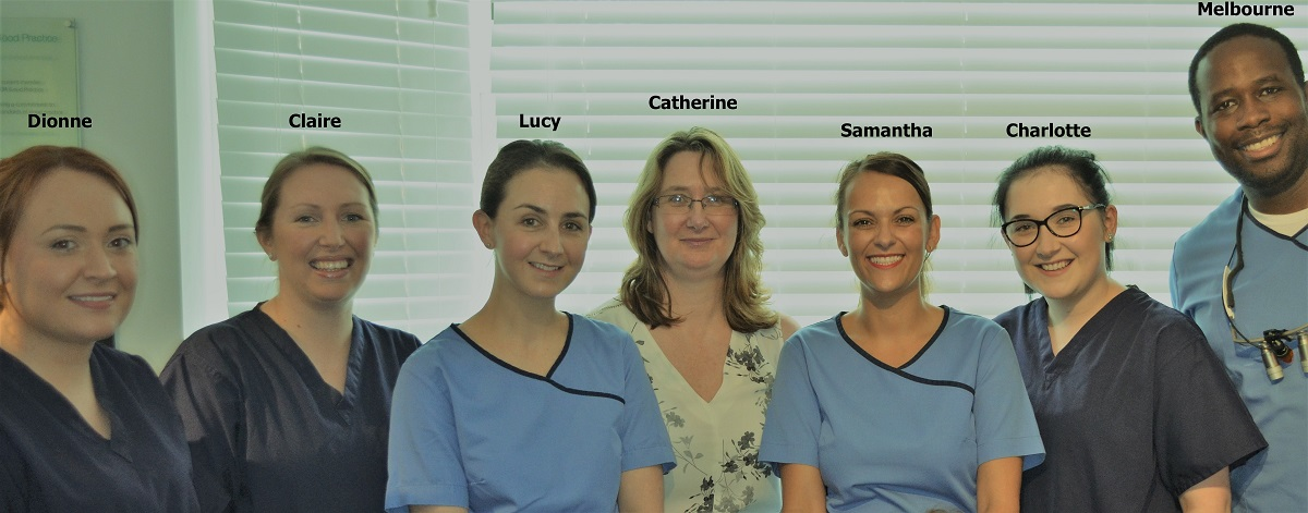 shiremoor dental staff